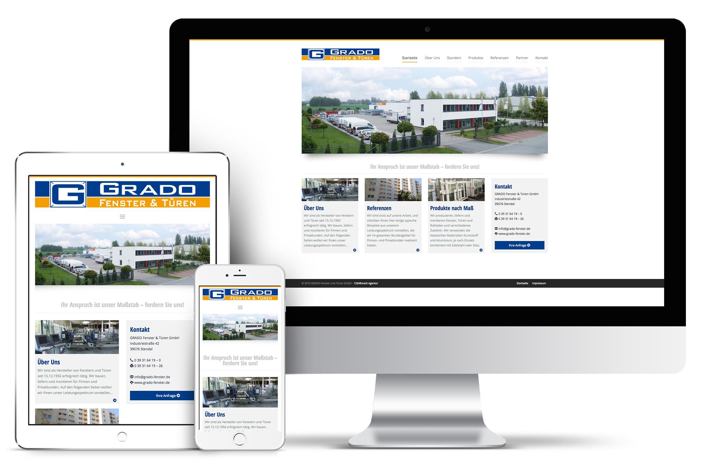 Wordpress Homepage für lokales Unternehmen